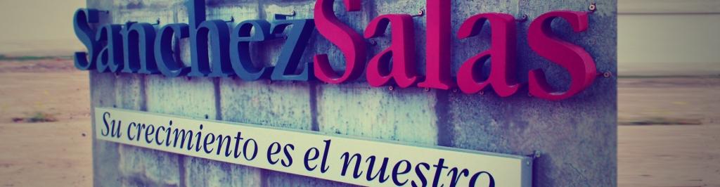 Cartel Estudio Sanchez Salas